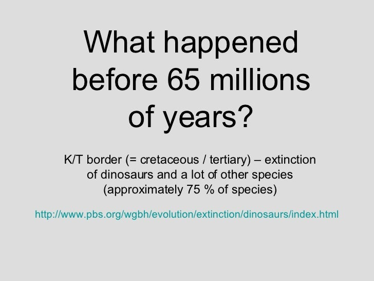 Evolution Dinosaurs Pbs Pbs.org/wgbh/evolution/
