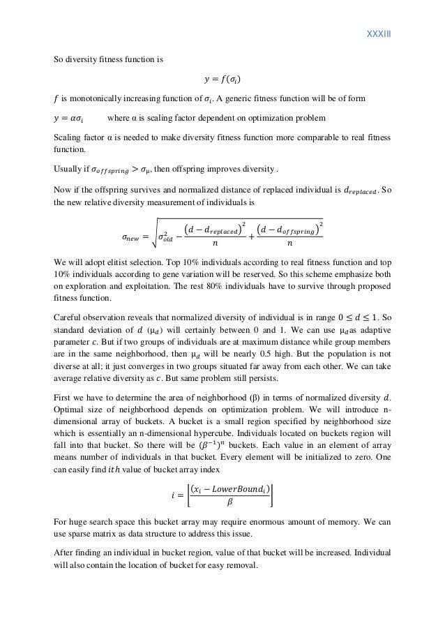 evolutionary thesis