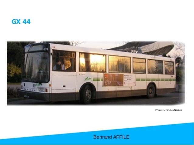Bertrand AFFILE GX 44 Photo: Omnibus Nantes