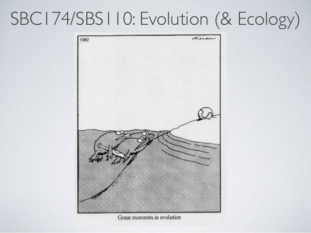 Evolution lectures1&2 September 2013