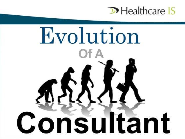 Contractors Do Evolution   Of A  Consultant