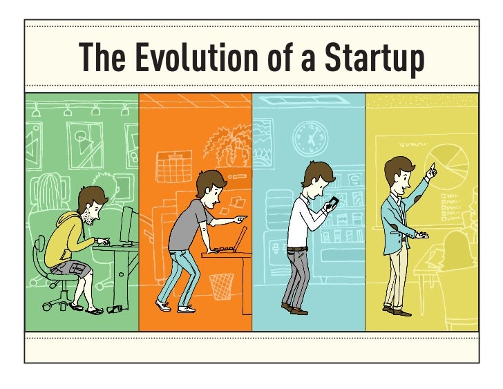 The Evolution of a Startup