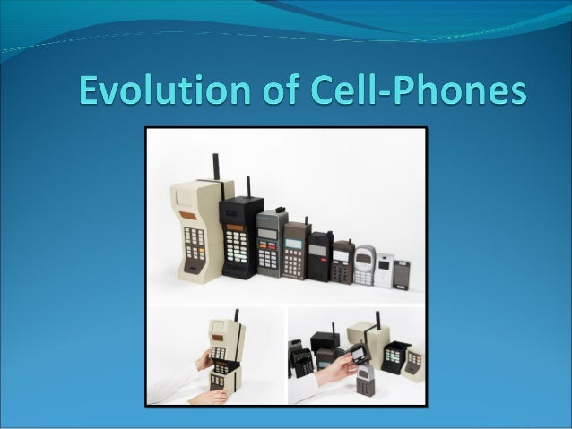 • The world has witnessed the advancement of cell-phones  & humans in the past century• The demand for cell-phones is high...