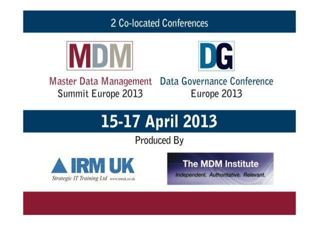 Evolution of data governance excellence