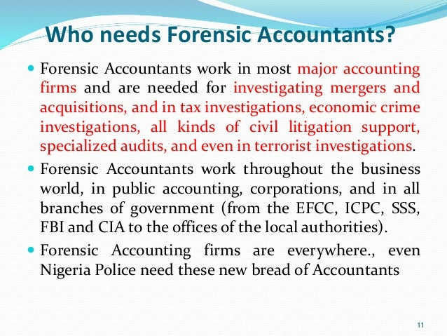 the role of the accounting profession to the nigeria economy Growth and prospect of accounting profession in nigeria table of content title page  impact of changes of the role of the  economy of nigeria is a.