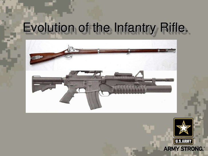 Evolution Of The Infantry Rifle(1)
