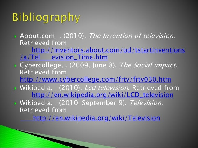 essay on the invention of television Argumentative,essay,,, iintroduction,,,,,a,,general,statements,,,,,b,thesis:,,although,some,people,think,that,television,is,the,worst,invention,of.