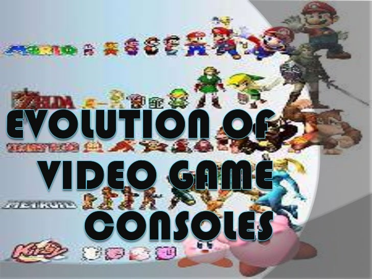 Evolution of video games speech