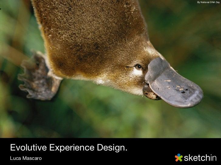 By National DNA DayEvolutive Experience Design.Luca Mascaro
