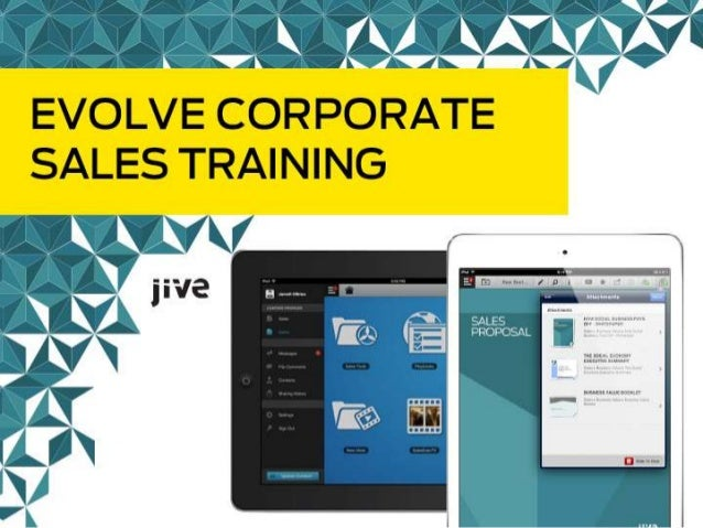 EVOLVE CORPORATE SALES TRAINING Event 3 of 3 in B2B Sales Summer School Series