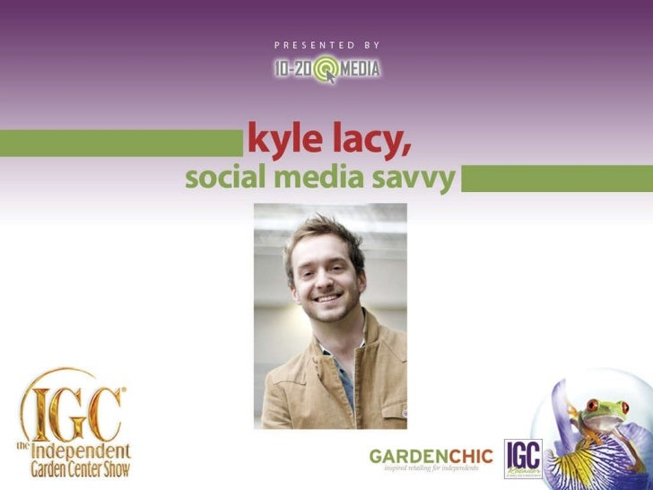 The Future of Online Communication for Independent Garden Centers