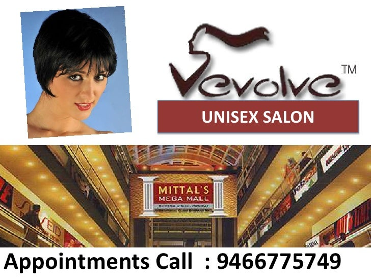 UNISEX SALONAppointments Call : 9466775749