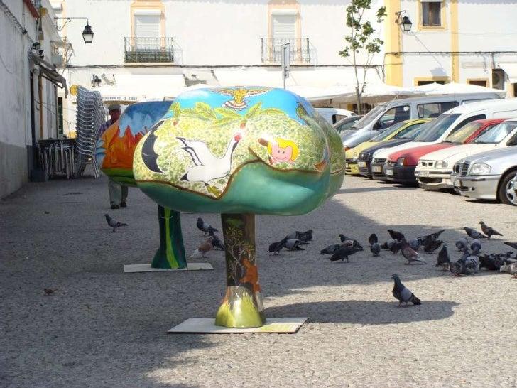 Tree Parade - Evora - 2008