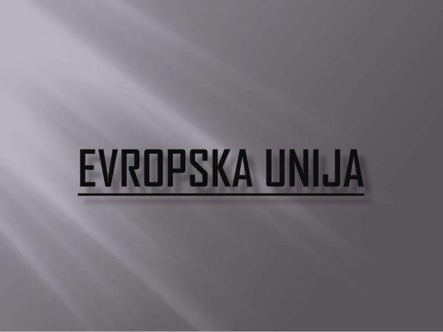 Evropska unija tds14  androić ,batinica