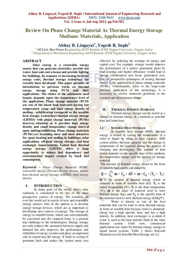 Abhay B. Lingayat, Yogesh R. Suple / International Journal of Engineering Research and Applications (IJERA) ISSN: 2248-962...