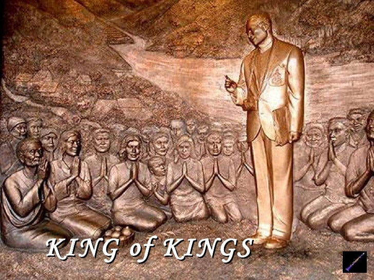 KING of KINGS - THE GREAT FATHER of the NATION