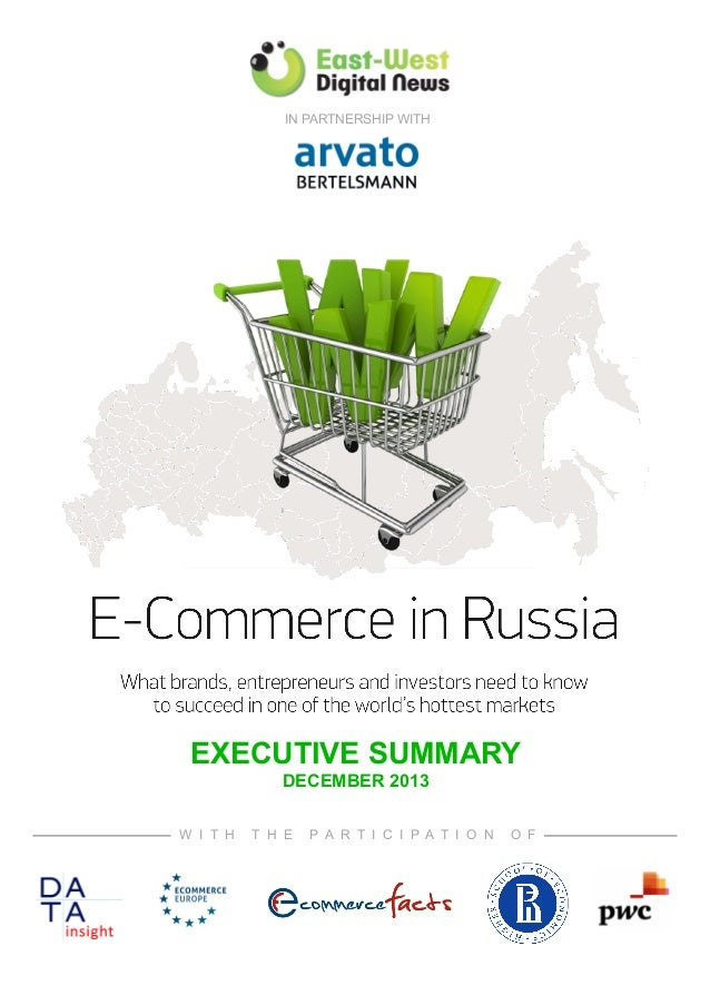 IN PARTNERSHIP WITH  EXECUTIVE SUMMARY DECEMBER 2013 W I T H  T H E  P A R T I C I P A T I O N  O F