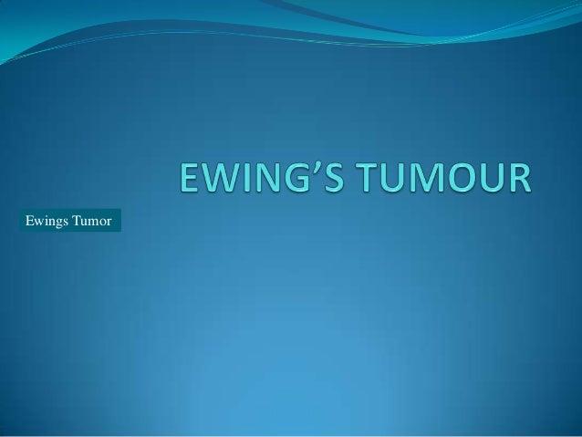 Ewings Tumor