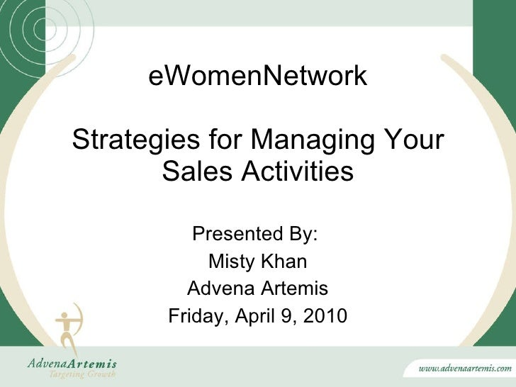 E womennetwork 040910 with links