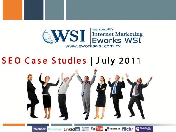 Eworks WSI Cyprus SEO Case Studies