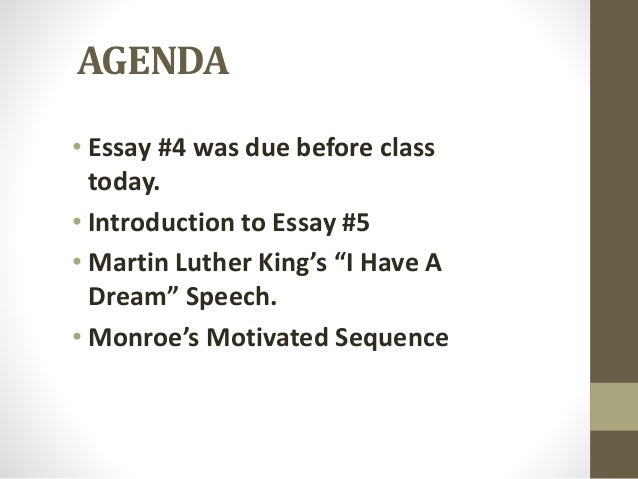 Thesis Statement Persuasive Essay I Have A Dream Speech Essay Examples  Kibin Essay On Healthy Living also English Is My Second Language Essay I Have A Dream Essay  The Second Essay I Have A Dream  English  Best Essay Topics For High School