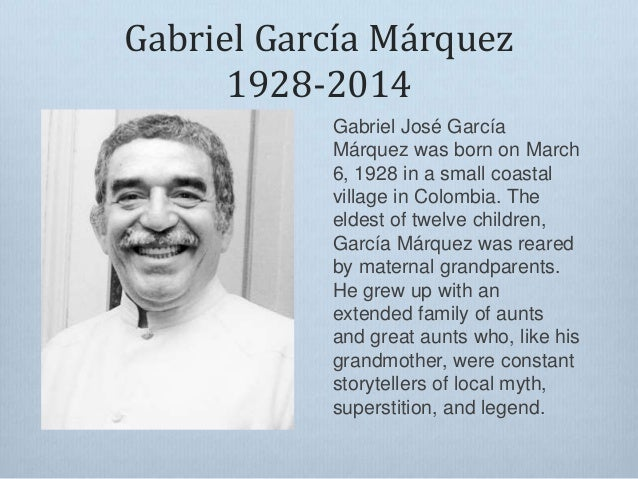 an analysis of gabriel garcia marquezs short story tuesday siesta Tuesday siesta one of these days these twenty-six stories by gabriel garcía márquez were original publication in spanish from the three volumes of short.