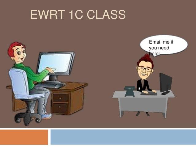 Ewrt 1 c class 15 online