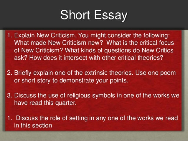 How do you write one essay using feminist criticism with two short stories?