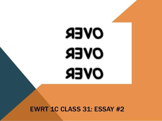 Ewrt 1 c class 32