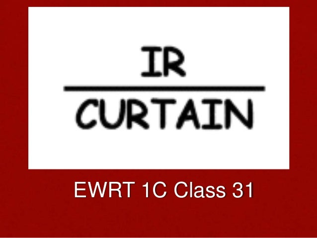 Ewrt 1 c class 33