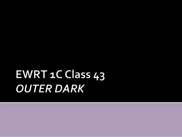 Ewrt 1 c class 43