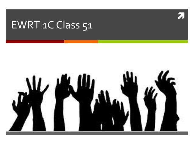 Ewrt 1 c class 51