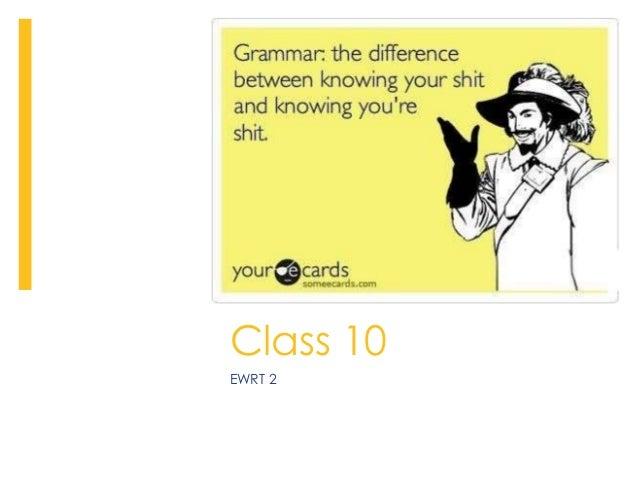 Ewrt 2 class 10 lao tsu