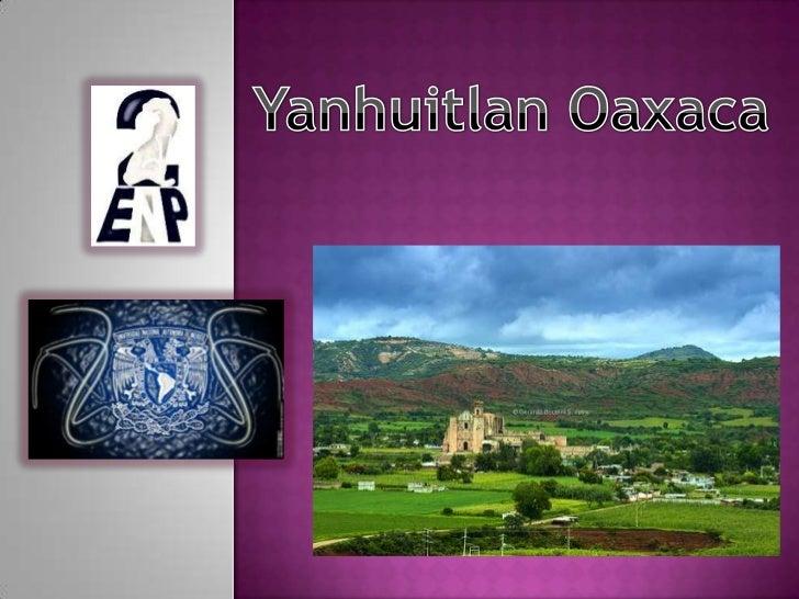 Ex convento de yanhuitlan