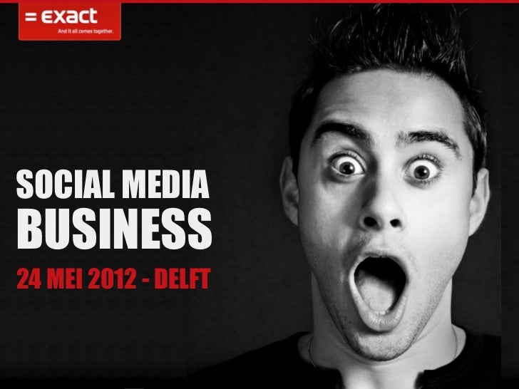 Trefwoord: trends, social media, auto B2B meeting Presentatie tijdens de Business-2-businessmotive, lease, vSOCIAL MEDIA  ...