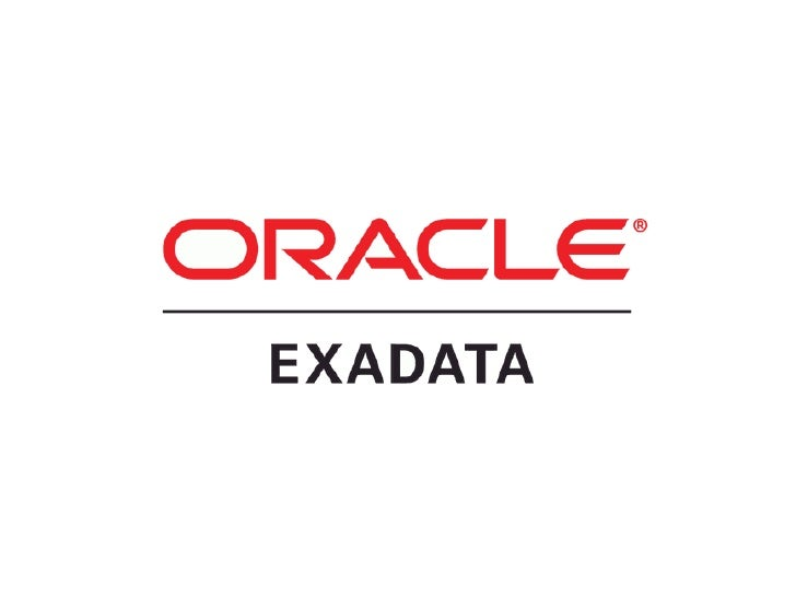 Sun Oracle Exadata V2 For OLTP And DWH