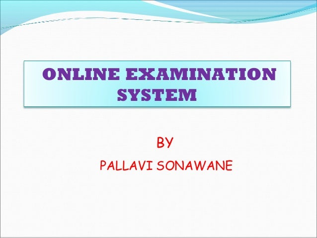srs of online examination system Online examination system removes most the drawback that was in the  the  purpose of the software requirements specification (srs) is to.