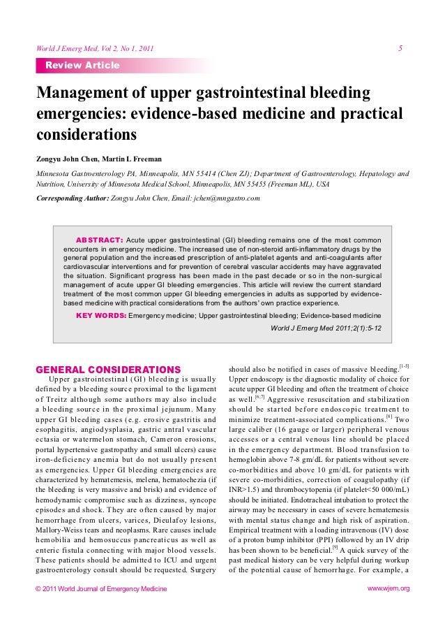World J Emerg Med, Vol 2, No 1, 2011                                                                              5  Revie...