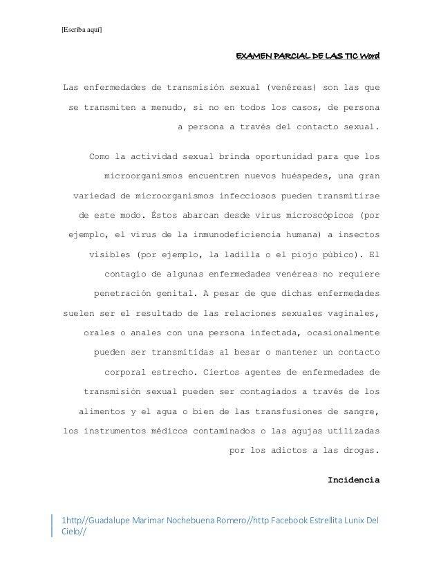 [Escriba aquí] 1http//Guadalupe Marimar Nochebuena Romero//http Facebook Estrellita Lunix Del Cielo// EXAMEN PARCIAL DE LA...