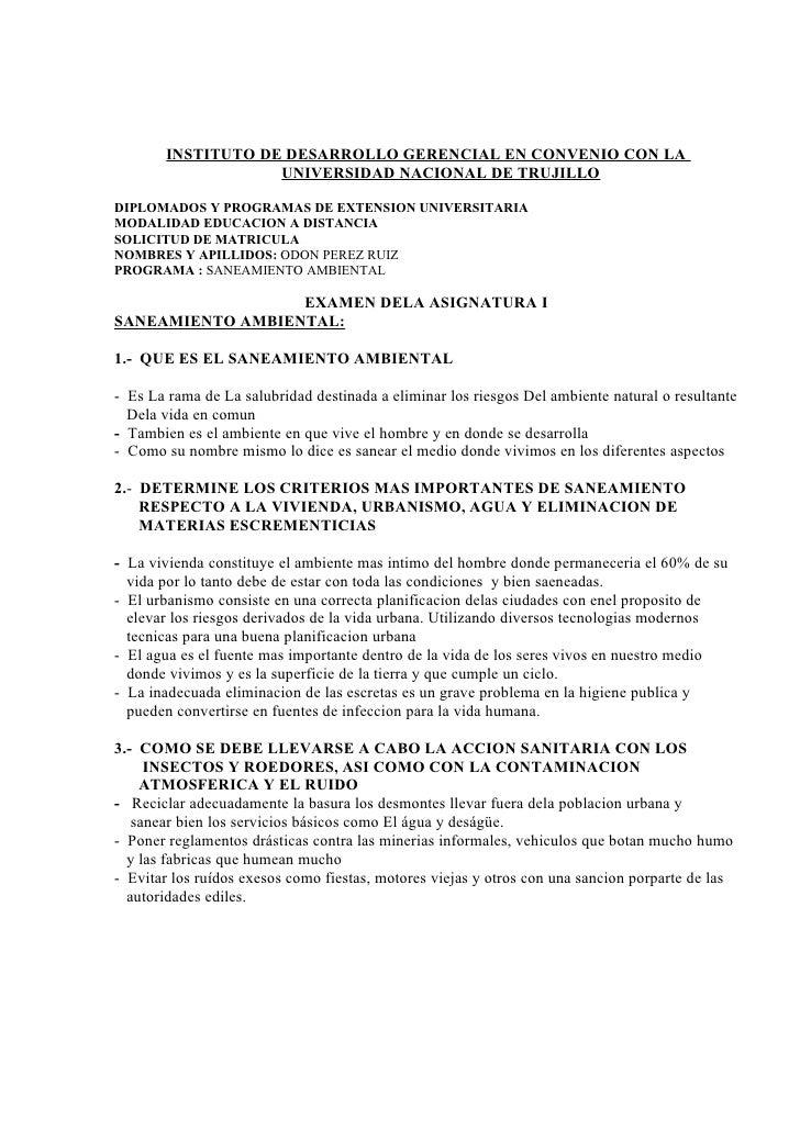 INSTITUTO DE DESARROLLO GERENCIAL EN CONVENIO CON LA                   UNIVERSIDAD NACIONAL DE TRUJILLODIPLOMADOS Y PROGRA...