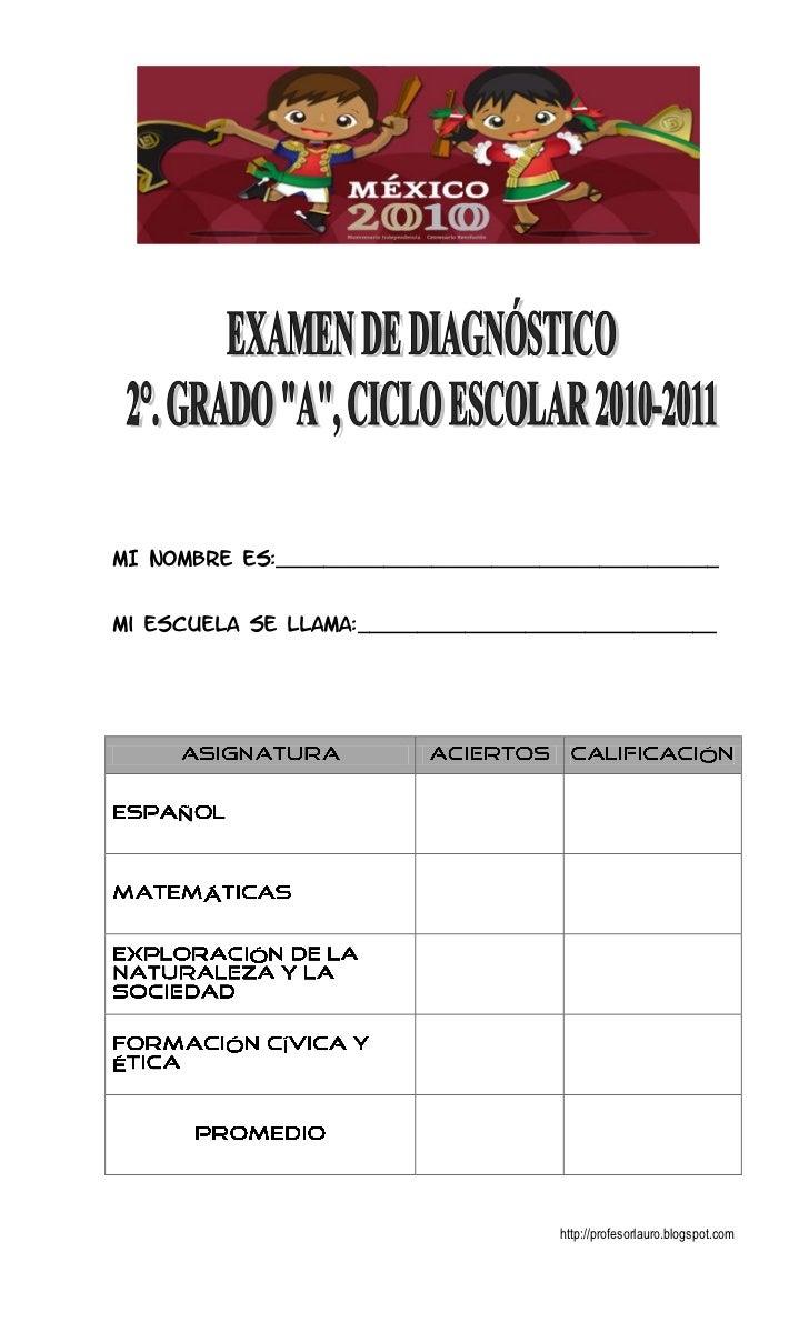 Examenes Lainitas De Primaria 2015 2016 | apexwallpapers.com