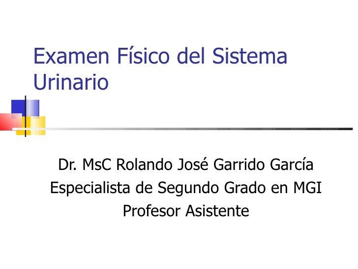 Examen fisico del_sistema_urinario