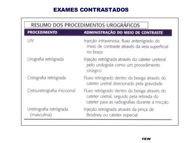 Exame radiologico