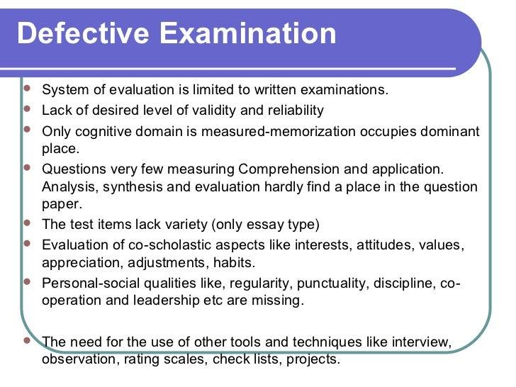 Our examination system pakistan essay