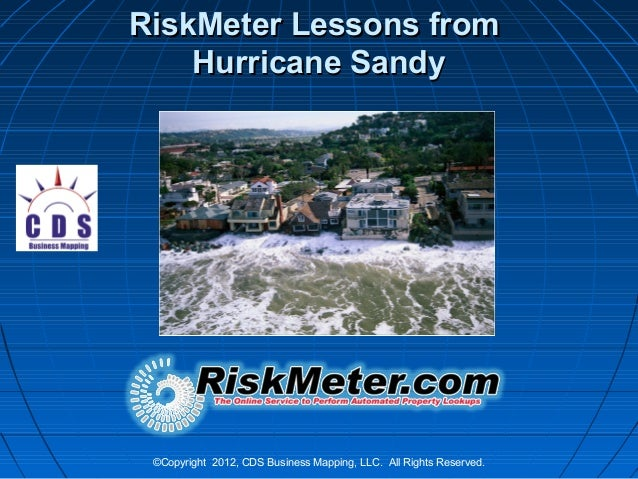 Examining hurricane-sandy-storm-surge-2012