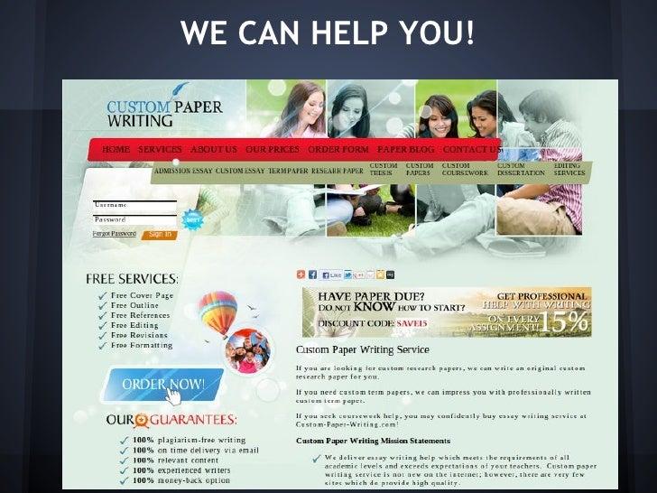 Cheap dissertation editing service