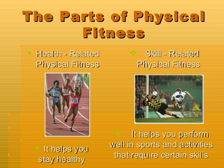health and physical fitness Today, increasing numbers of people are not getting more and more concerned about their physical health because of the increasing numbers of cases of heart related diseases, diabetes, and obesity, you have the right to be concerned about your physical.