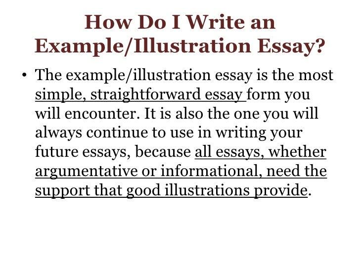 good illustration essay topics 20 examples of outstanding illustration essay topics what is an illustration essay the best way to explain what an illustration essay is, is with an example.