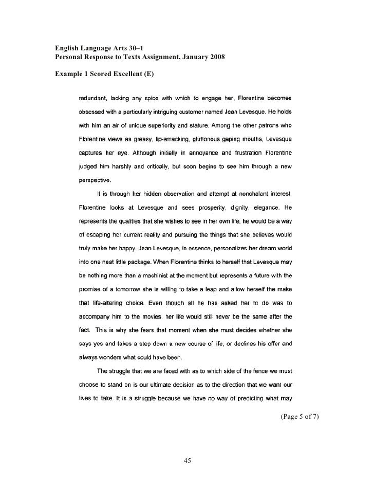 english 30 1 critical essay Click here to download a pdf version of the essay notes file: writing a critical essay-short story.