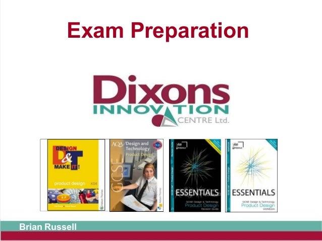 Exam PreparationBrian Russell
